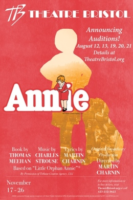 Annie_Auditions