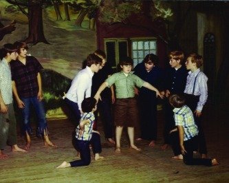 "Theatre Bristol/Bristol Children's Theatre, Live performance since 1965. Featured: First production of ""Tom Sawyer,"" directed by Cathy DeCaterina"