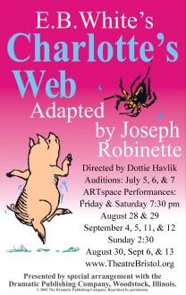 Theatre Bristol's Charlotte's Web
