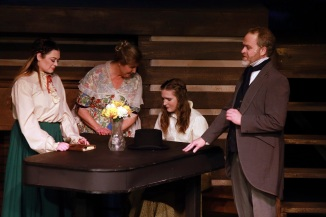 Theatre Bristol's Little Women, Shutterclick Photography