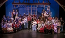 Music Man cast tall