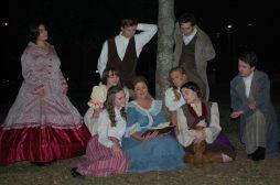 Theatre Bristol's Little Women 2016 Cast