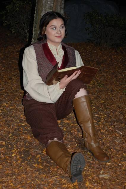 Theatre Bristol's Little Women 2016 Lorrie Anderson as Jo