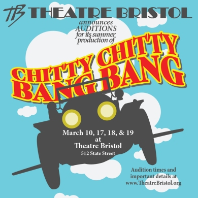 Chitty audition announce