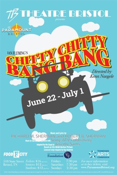 Chitty poster